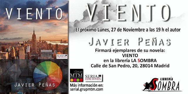 invitación VIENTO MADRID
