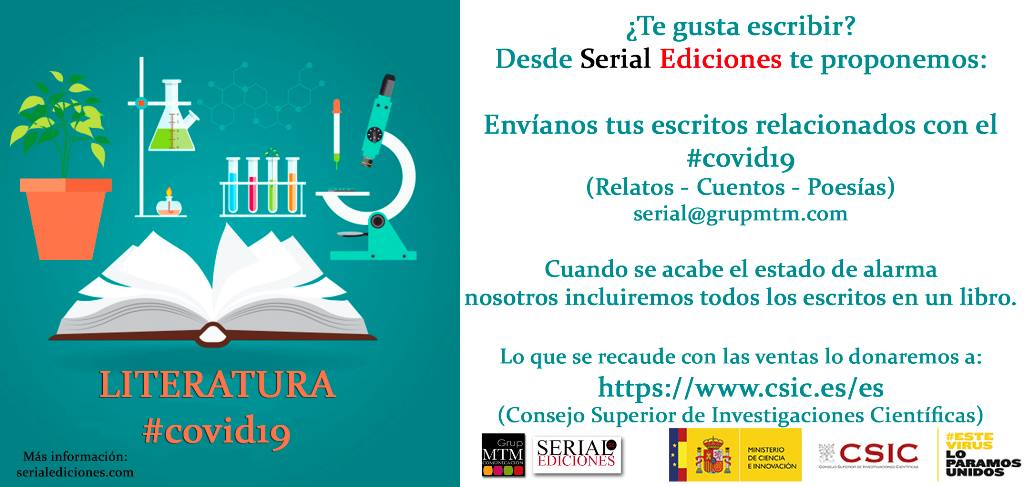 Convocatoria escritos Covid19