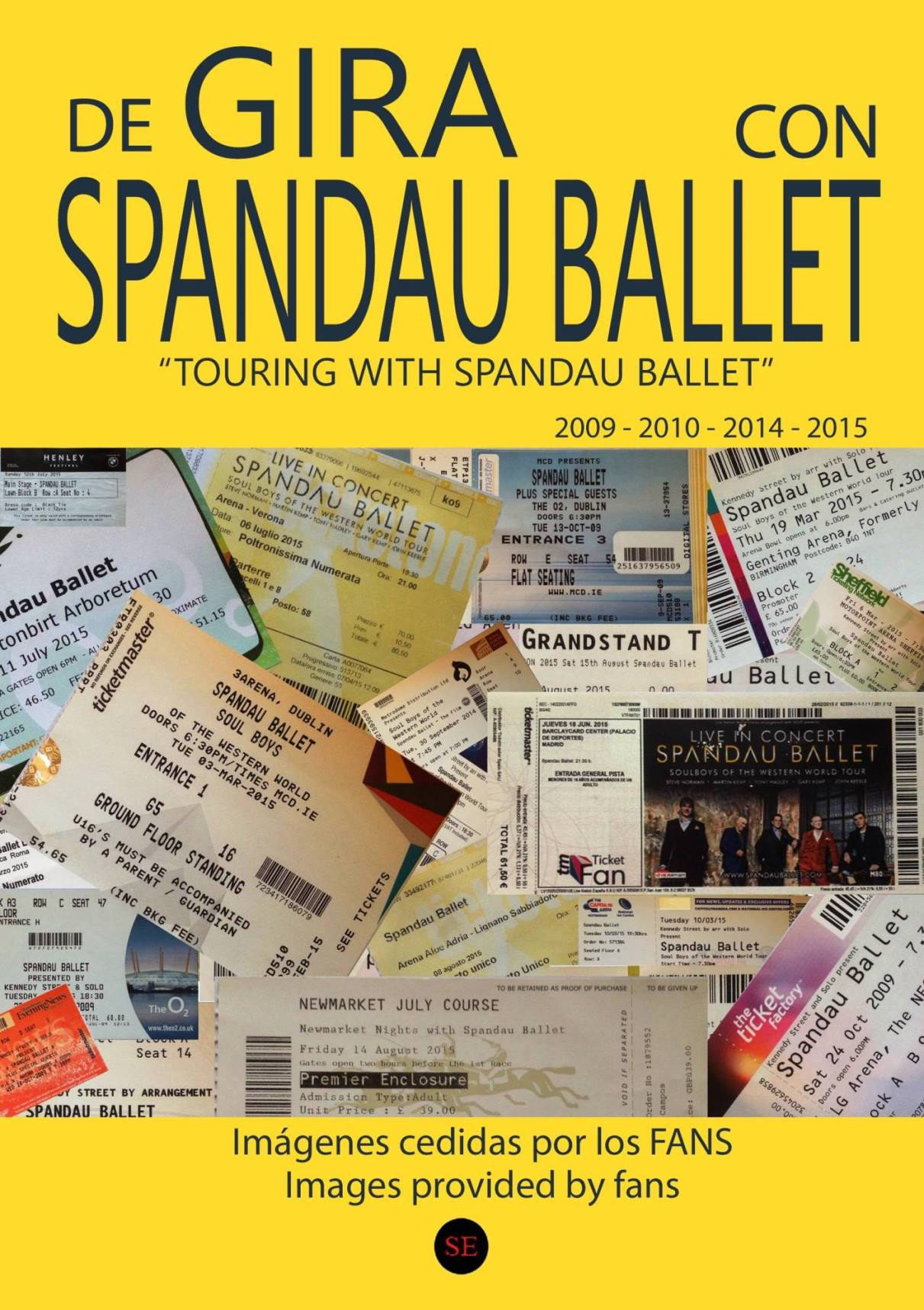 De Gira con Spandau Ballet